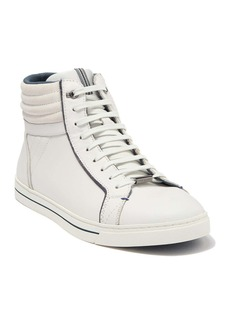 Ted Baker Glyburt Leather High-Top Sneaker