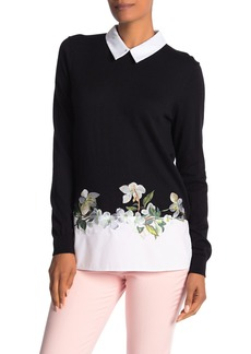 Ted Baker Gorgin Embroidered Jumper