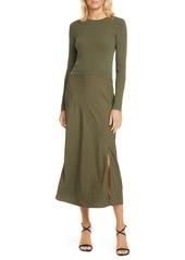 Ted Baker Joowani Long Sleeve Midi Dress