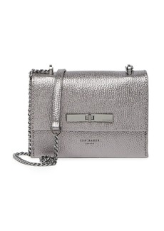 Ted Baker Juliah Mini Leather Crossbody Bag