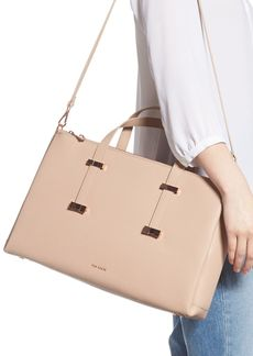 Ted Baker Juliea Leather Laptop Bag