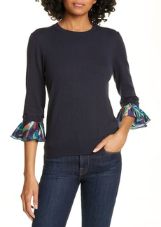 Ted Baker Jynifer Supernatural Contrast Cuff Sweater