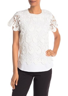 Ted Baker Lace Front Jumper