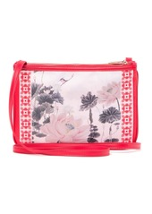 Ted Baker Lake Of Dreams Double Pouch Crossbody Bag