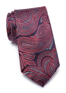 Ted Baker Large Paisley Silk Tie