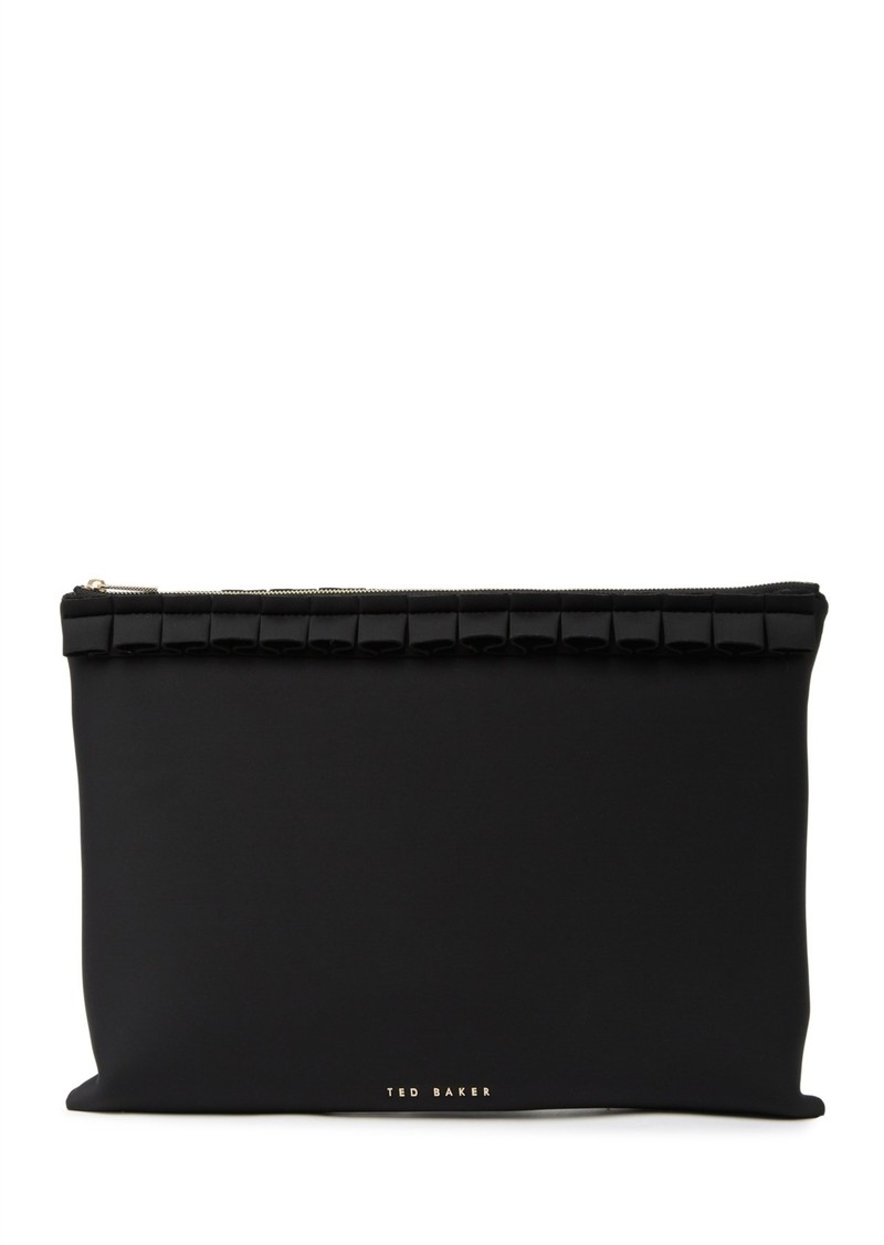 Ted Baker Large Ruffle Pouch