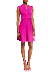 Ted Baker Lliliee Knitted Skater Dress