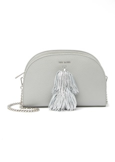 Ted Baker Maaryy Leather Pom Crossbody Bag