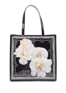 Ted Baker Mellcon Gardenia Large Icon Bag