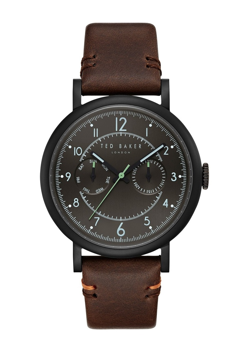 Ted Baker Men's Aiden Quartz Analog Watch, 41mm