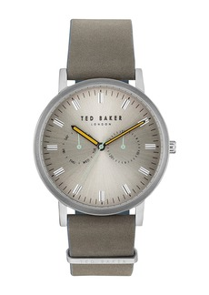 Ted Baker Men's Brit Quartz Analog Watch, 40mm