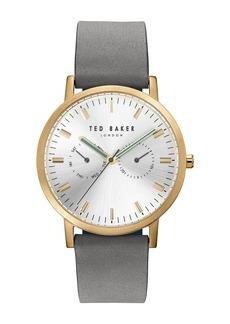 Ted Baker Men's Brit Quartz Analog Watch, 40mm