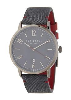 Ted Baker Men's Daniel Strap Watch, 42mm