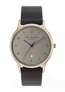 Ted Baker Men's Ethan Quartz Analog Watch, 40mm
