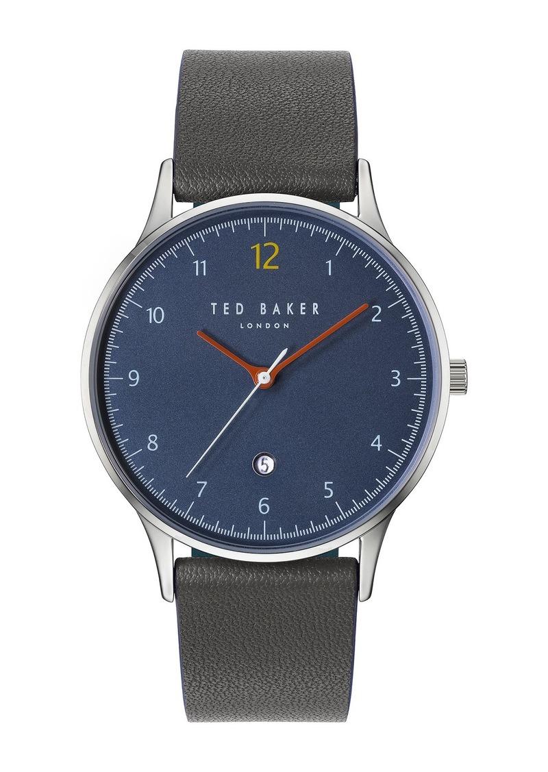 Ted Baker Men's Ethan Quartz Analog Watch, 40mm