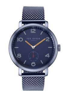 Ted Baker Men's Harry Mesh Bracelet Watch, 43mm