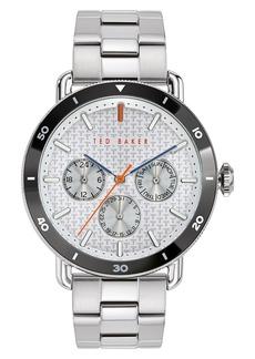 Ted Baker Men's Margarit Chronograph Bracelet Watch, 46mm