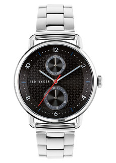 Men's Ted Baker London Brixam Multifunction Bracelet Watch