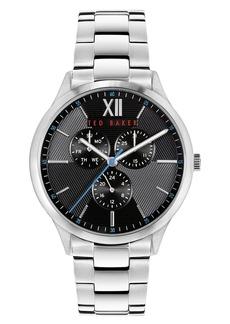 Men's Ted Baker London Manhatt Multifunction Bracelet Watch
