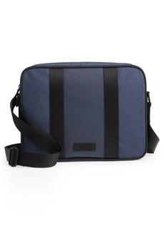 Men's Ted Baker London Spiner Messenger Bag - Blue