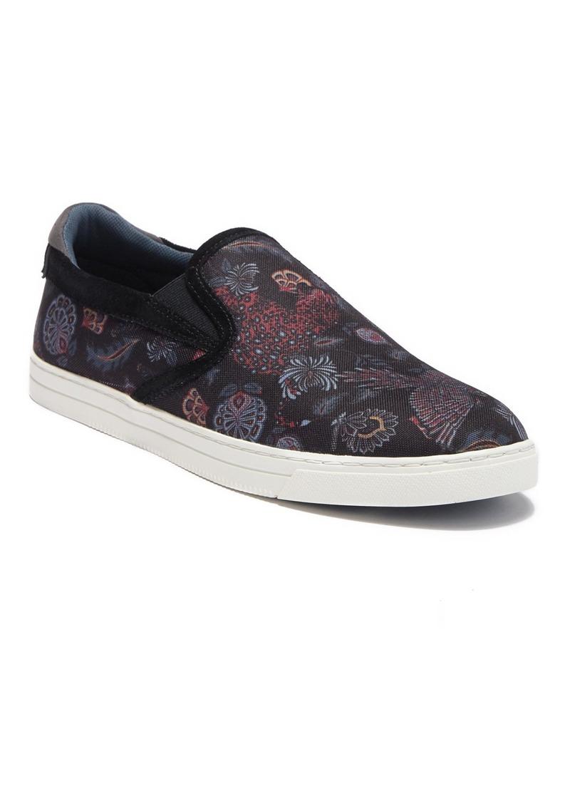 Ted Baker Mhako Printed Slip-On Sneaker