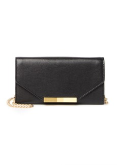Ted Baker Mini Adar Bark Leather Crossbody Bag