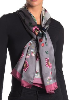 Ted Baker Mmayaa Oracle Floral Long Scarf