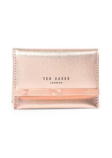 Ted Baker Niccole Accordion Leather Card Case