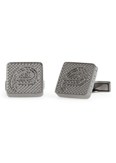 Ted Baker Paisley Knurl Cuff Links