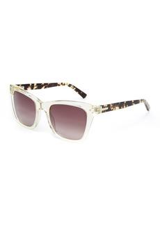 Ted Baker Square Cat Eye Sunglasses