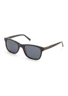 Ted Baker Rectangular 54mm Sunglasses