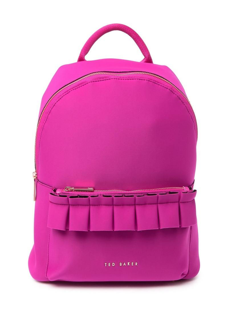 Ted Baker Rresse Ruffle Backpack