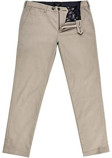 Ted Baker Smile Slim Fit Smart Satin Chino