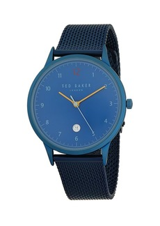 Ted Baker Stainless Steel Bracelet Watch