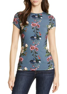 Ted Baker Sunetta Oracle Fitted Tee