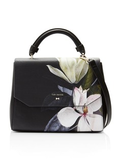 Ted Baker Adeliah Opal-Print Shoulder Bag