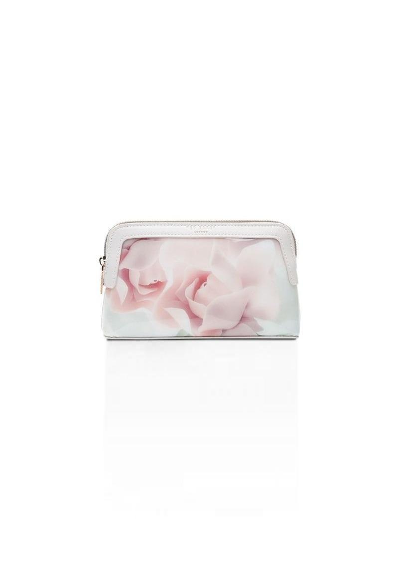 Ted Baker Amallia Rose Large Cosmetic Case