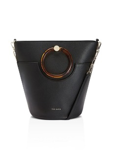 Ted Baker Aniie Leather Bucket Bag