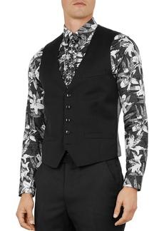 Ted Baker Arcinaw Debonair Plain Waistcoat