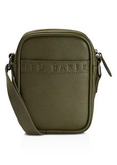 Ted Baker Bandz Embossed Mini Flight Bag
