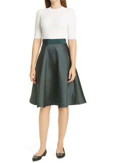 Ted Baker Betsiyy Fit & Flare Dress