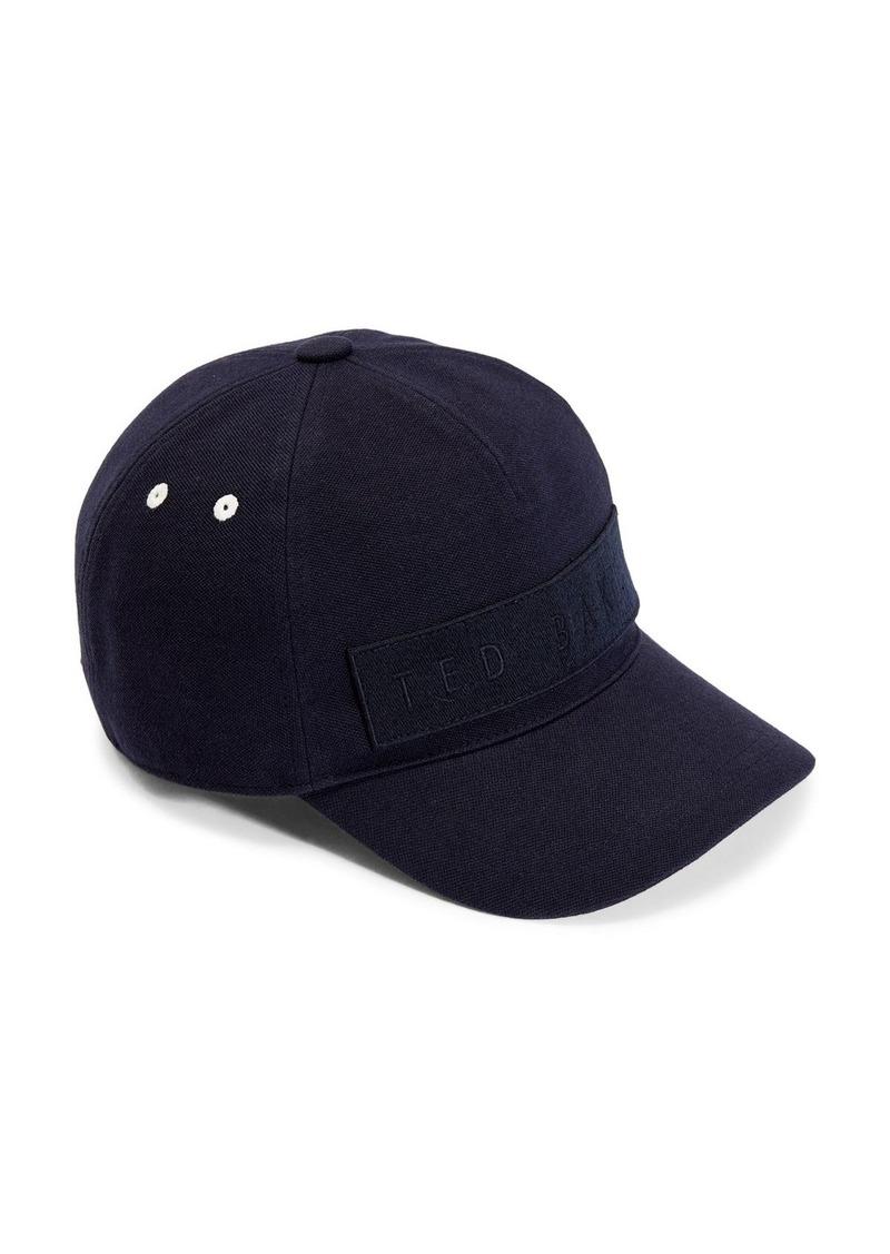Ted Baker BOYD Branded baseball cap