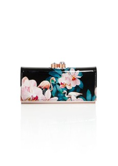 Ted Baker Cammcon Orchid Wonderland Matinee Wallet - 100% Exclusive