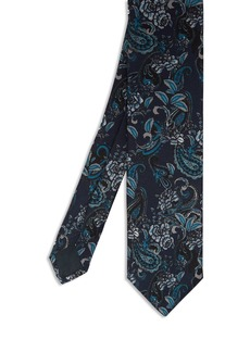 Ted Baker Carrage Paisley & Floral Silk Tie