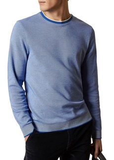 Ted Baker Carriage Cotton Crewneck Sweater