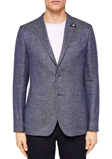 Ted Baker Cheea Mouline Regular Fit Sport Coat