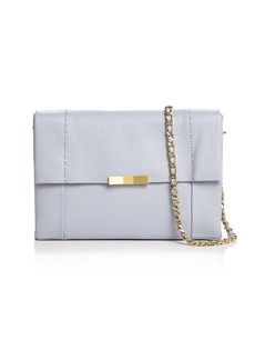 Ted Baker Clarria Bow Detail Leather Crossbody