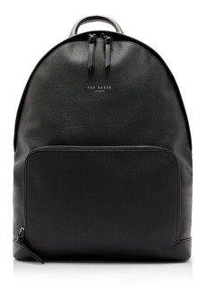Ted Baker Cunning Pebbled Faux Leather Backpack