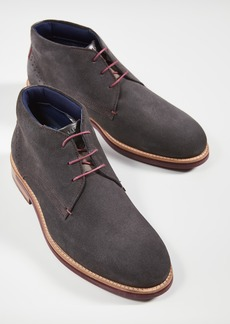 Ted Baker Daiinos Suede Chukka Boots