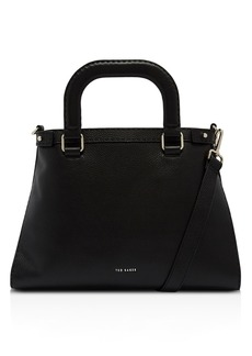 Ted Baker Daiisyy Wrap Large Leather Tote